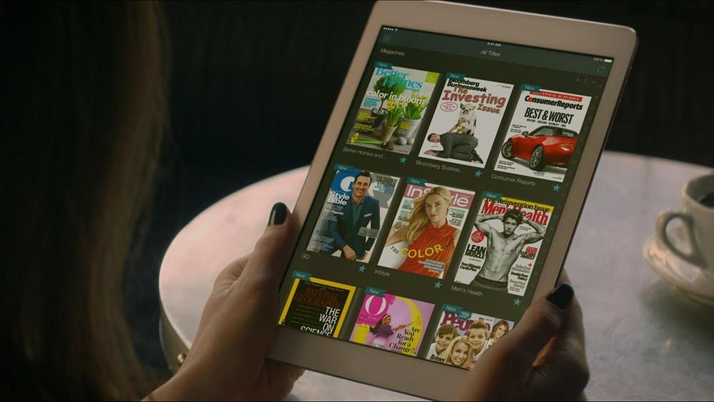 Try @NextIssue Unlimited access to 145+ top #magazines 1st month free, next 2 months 50% off! http://ow.ly/PFISL | #NextIssueKlout #iPad https://plus.google.com/+AlejandroFranceschi/posts/bzaCCVusB4N