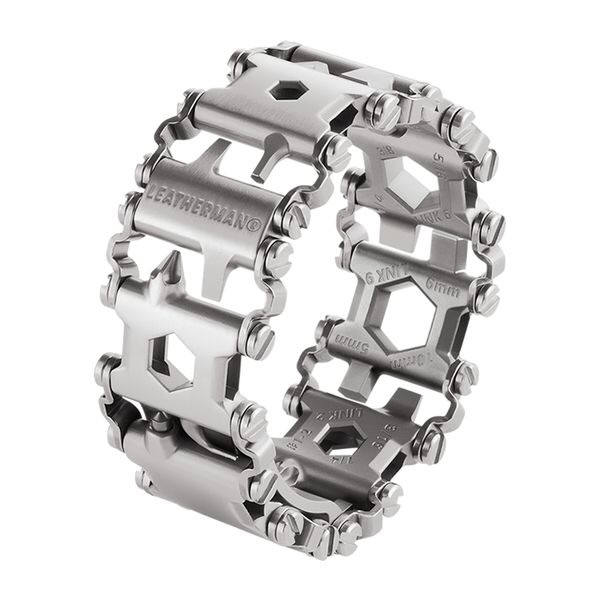 This is cool. I need to pick one up! Hossam El-shikh originally shared: Leatherman trend containing 29 different tools on your wrist! Thoughts? Very useful wearable? https://plus.google.com/+AlejandroFranceschi/posts/GE8bnc9ynMM