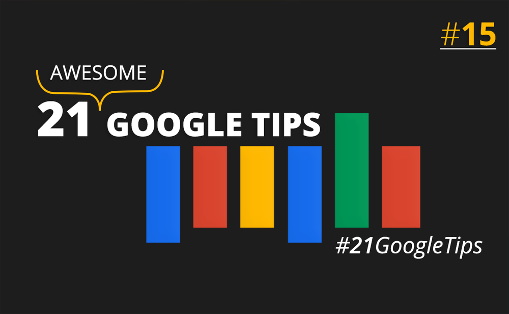 "Tip 15/21: Secure your Google Account, now.   As we've seen throughout the series - Google has lot's of information about you. Don't you think it's a good idea to do everything you can to protect that data and keep it safe?   Your Photos are stored on  #GooglePlus  , Documents & Files on  #GoogleDrive  , Emails & Contacts on  #Gmail  , Schedule on  #GoogleCalendar  , Addresses on  #GoogleMaps  , Bookmarks & Passwords on  #Chrome  , Search History & Trends on  #GoogleSearch  … You get the picture.  Surely, you don't want this information to fall into the wrong hands.   This tip is very important and I suggest taking it seriously. If you don't have time at the moment, bookmark it and come back to it later when you have time.    Things you can    and should    do right now to secure your account:    (1) Set a strong password.  Obvious, but at times not taken seriously enough.  ► Bad Password:  YourName123  (makes sense). ► Good Password:  iWjl45q88-bp  (makes no sense).   (2) Set up 2 step verification.  Boost your account's security by enabling 2 step verification.   ►   What is it & How does it work?    It's a simple yet very powerful concept. Two step verification means that after you correctly submit your password, you reach a secondary screen which another code you're asked to enter.  The verification code is sent  (for free)  within 5 seconds to your phone, via sms or voice call. You then need to insert that 6 digits code into the password box in order to login to your account.  ►   Why is this good?    Imagine someone is trying to hack into your account and managed to to get hold of your password, which you'll be surprised to hear - isn't that difficult (more at the end of the post).  If you've enabled two step verifications for your account, the evil hacker will have a slight problem after successfully typing in your password. He'll need to type in the 6 digits code as well, which he can only get if he managed to get hold of your phone as well.   And it gets even better!  Once the guy tries to hack into your account with the password - your phone (which is hopefully in your pocket) will get a sms message with a 6 digits code! And if you weren't the one who requested the code, it means someone else did, which means someone is trying to hack into your account.    Doesn't it become irritating to insert two codes each time?    Not at all! If you're logging in to your account from a private computer, you can check the ""Trusted Computer"" box which will then allow you to log in with your password alone - just as you did before.   What if you don't have your phone or don't have reception?   Good question, but there's a simple answer for that as well.   ►  Backup codes.  Google allows you to print backup codes which are meant exactly for these types of situations. Each backup code is 8 digits long and can be used only once before being deactivated. You can print up to 10 codes each time, and generate new ones at any stage.  ►  Recovery phone.  If you set up a recovery phone for your account, you can ask Google to send the code to that phone instead.  ►  Trusted computers.  If you're without your phone or recovery codes, you can access your account via a trusted computer (since that computer won't ask you for the verification code).    Note before advancing to the next stage    After you enable the two step verification for your account you'll be logged out of your Google acount in on all of your devices, and will also be asked to insert an App specific code for apps connected to your Google acount (more about this here: bit. ly/1qh35XS).     Ok got it. How do I enable 2 step verification for my account?     Follow this simple tutorial by Google: bit. ly/1qh3o5e   *Google Apps users,  in order for this to work for you and your colleagues, you need to enable this feature at the top domain level (ask if you have questions about this).   More things you should do right now.   (3)  Review your connected apps.  Check which apps have permission to access your account and disconnect any apps that you're unfamiliar with: bit. ly/1mGAoWs  (4)  Check your account activity dashboard.  If at anytime you have a feeling someone managed to hack into your account, log into your activity dashboard and search for suspicious behaviors:  bit. ly/1qh3BVXo   Bonus tips    (as promised above)    It's surprising how simple it is for someone with access to your computer, to find your hidden passwords.  ►  Chrome Passwords to Text   If you've allowed Chrome to remember a password for a specific website (i.e. Gmail), your password can be easily revealed. I admit this is a bit geeky, but it's actually really simple to do.  Head over to Gmail (or any other website that saved your password) and once the password (black dots) appear in the password box, highlight the password,  right click it and select ""Inspect Element"".   Then in the pop up window, change the highlighted input field from ""password"" to ""text"", i.e. from <input type=""password""> to <input type=""text"">. This will immediately convert the dotted hidden password to text and reveal your password.  ►  Chrome save passwords   An even more simple thing to do would be to insert ""chrome://settings/passwords"" into the URL address bar in Chrome.  This will open up a list which contains all the password you've ever saved to chrome, and a simple click on the blue ""show"" button will reveal the password for that specific site. You can even search for a website in the list. Yes, it's that easy!    Why am I sharing this you ask?    To show you how simple it can be for someone with bad intentions to find your password, and to urge you to take action and set up the 2 step verification for your account.  I mean think about it.. If I know about these two things (which I just happened to stumbled across at labnol .org), what could people who know a thing or two about hacking do to find your password?   ♥  If you found this helpful, feel free to Comment, +1 and Share!    ★  For more tips like this, extra info and detailed screenshots:  ★  www.danielfuterman.com/21-awesome-google-tips-and-tricks   #21GoogleTips  #Google   #TwoStepVerification   #GoogleAcount   #Security   #Privacy   #Passwords   #Chrome   #TakeAction   http://click-to-read-mo.re/p/87AM/53413f12"