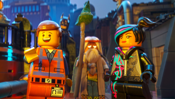 Putting aside all cynicism, #TheLegoMovie is a poptastic confection of nostalgia, wicked humor, & beautiful #VFX by #AnimalLogic   http://click-to-read-mo.re/p/7BIb/53413f12