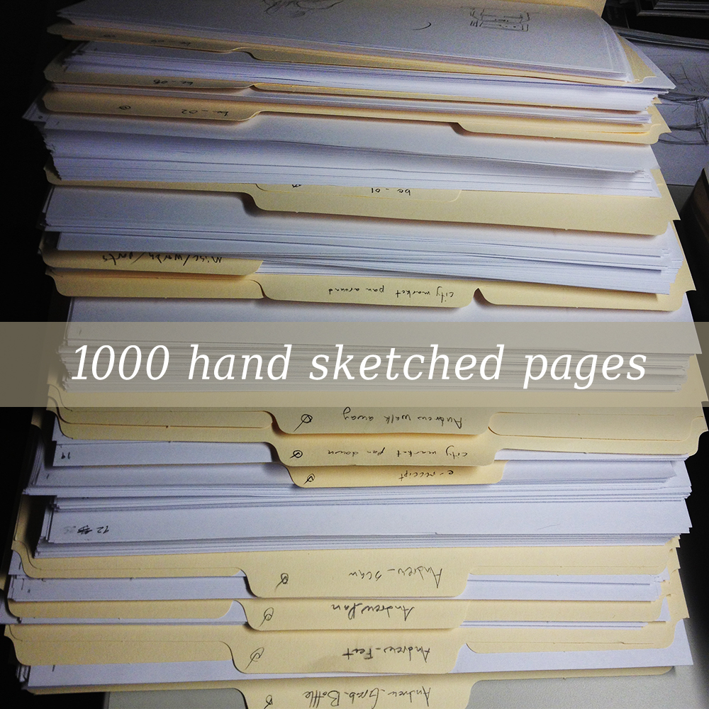 austin-saylor-1000-sketches