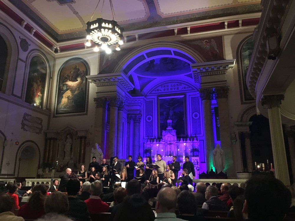 Advent Concert - December 02, 2017