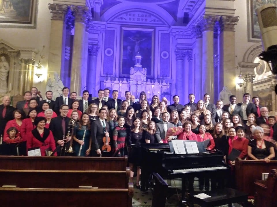 Advent Concert - December 2, 2018