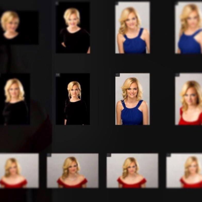 beautiful headshots from Gary at Glaser Studios