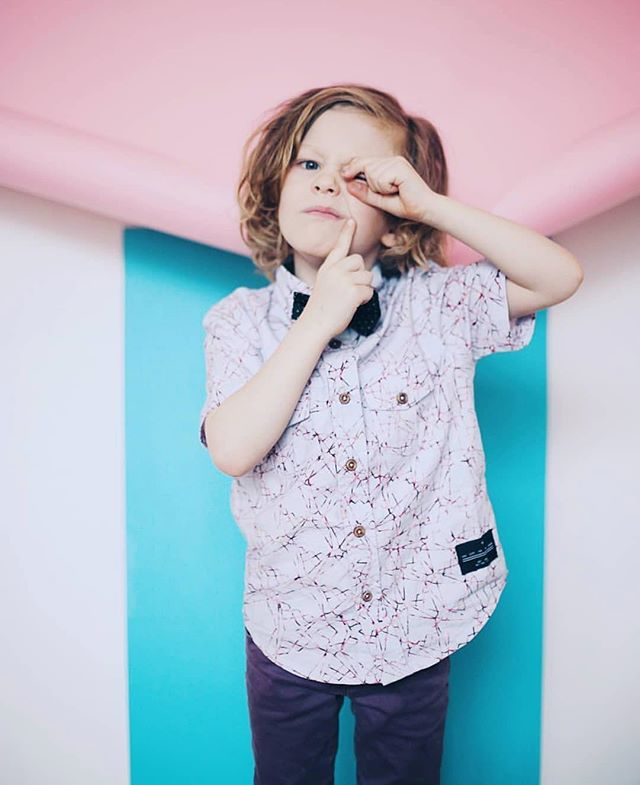 Tuesday's are for getting dressed up. Via @gottshot . . . . #kidsfashion #fashionkids #cutekids #kidsootd #minime #minilicious #childrensclothes #kidsdressup #zarakids #hmkids #hypekids #hypebeastkids #trendykids