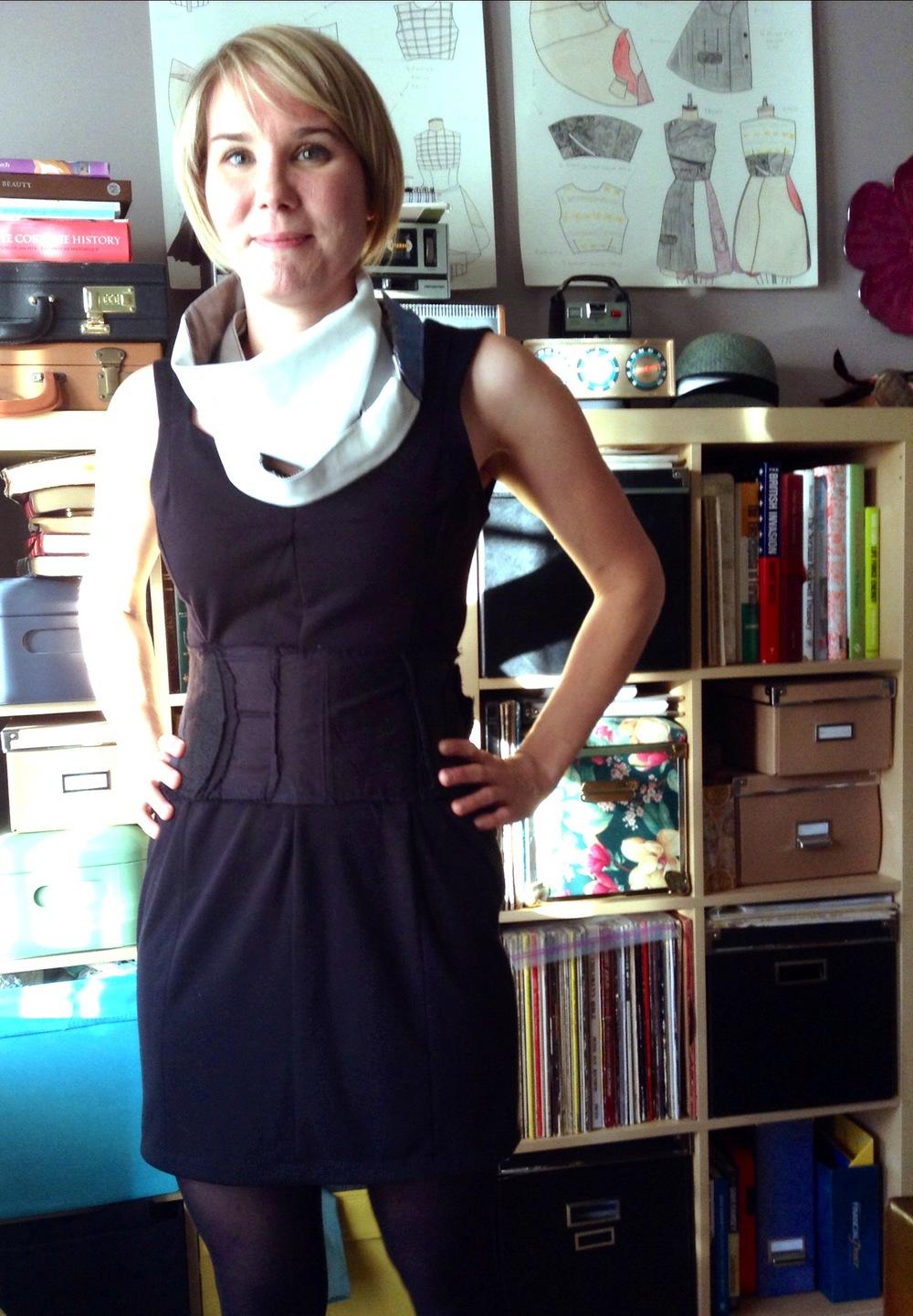 Fair Fit Alterations Final Dress