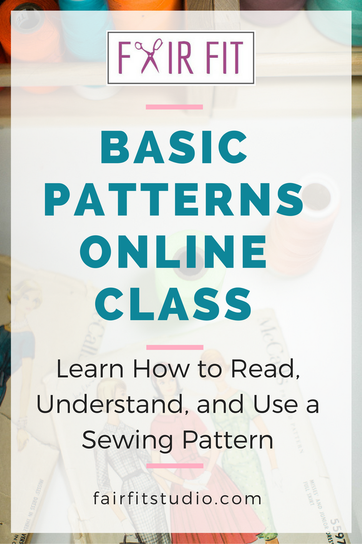 Have you always dreamed of learning how to design and make your own clothing, but feel confused, frustrated, and stuck when it comes to sewing patterns?