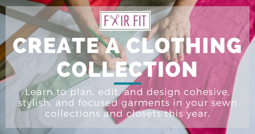 Learn how to create a clothing collection.