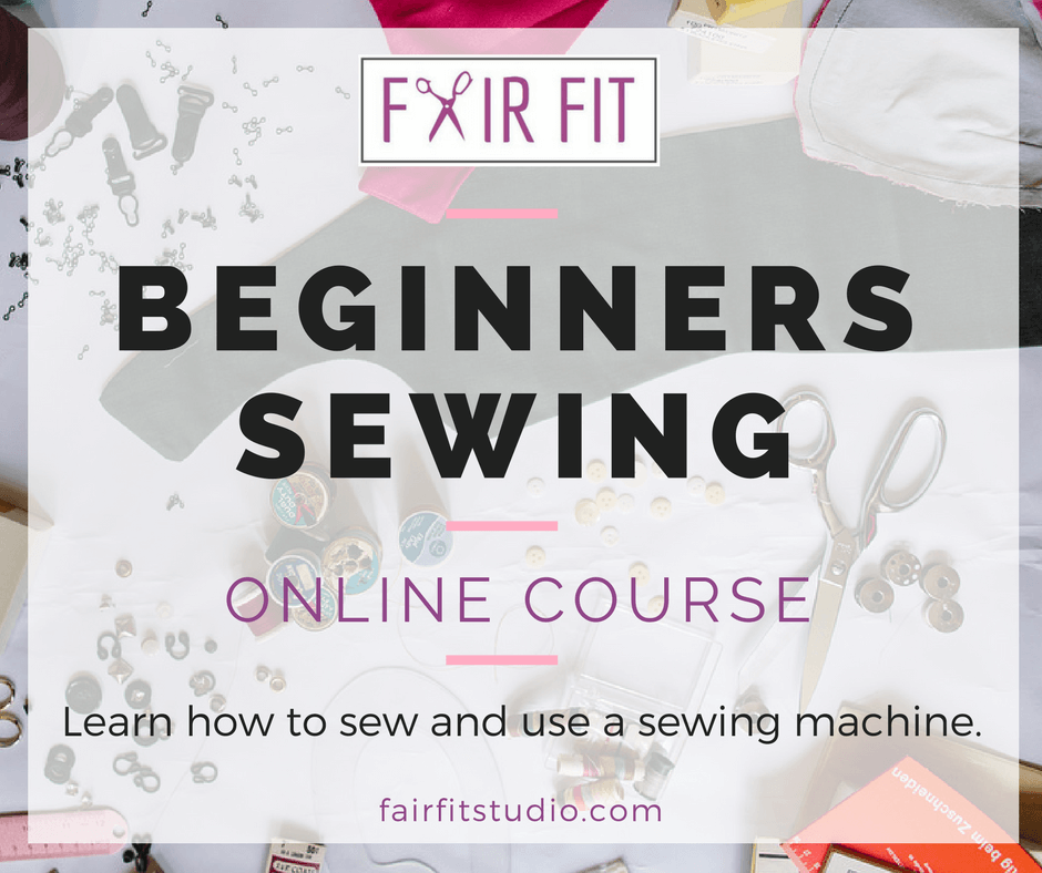 Learn How to Sew Online Course