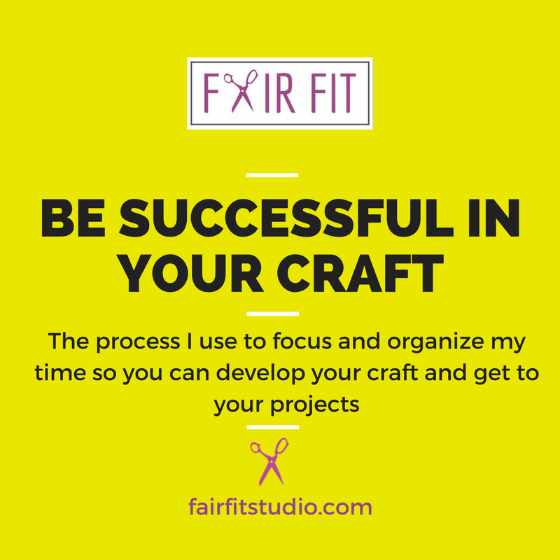 Be Successful in Your Craft