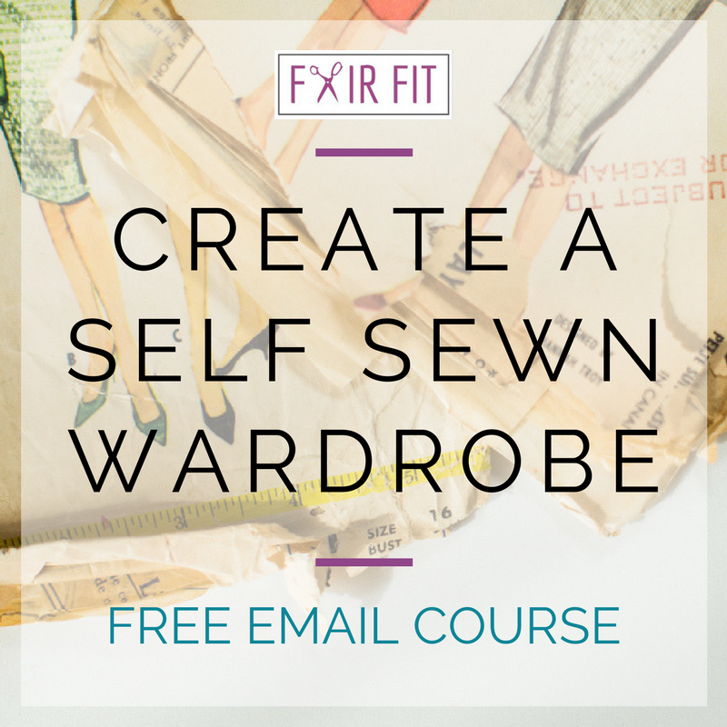 Create a Self Sewn Wardrobe