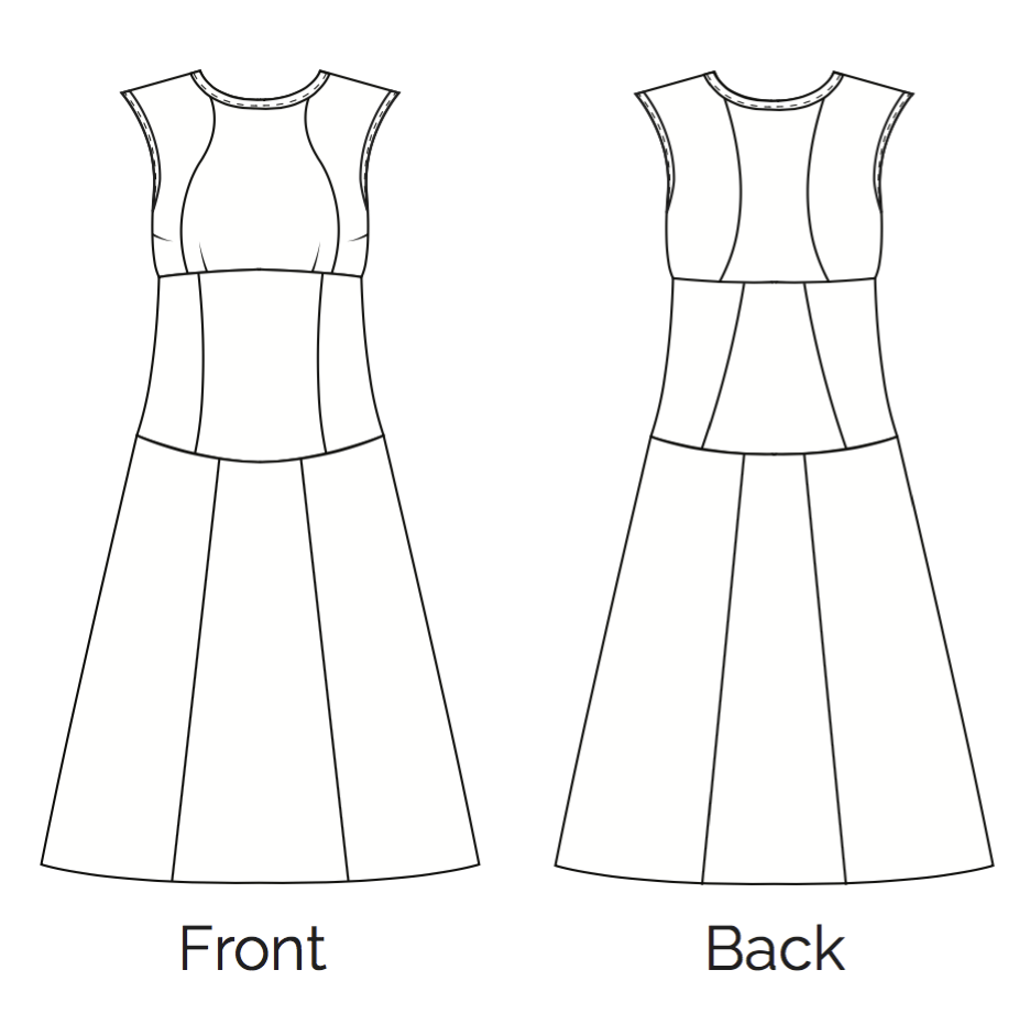 Learn and Make the Fair Fit Dress: In this post, get an Exclusive Preview of Our Course Online Dashboard and Video Lessons