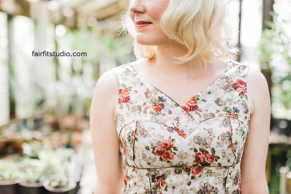 The Fair Fit Method - How the Dress Bodice is Adapted to Change Style and Purpose