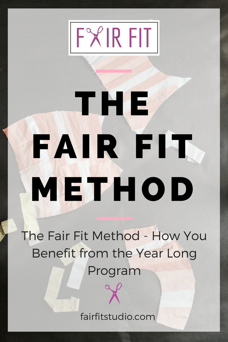 The Fair Fit Method - How You Benefit from the Year Long Program