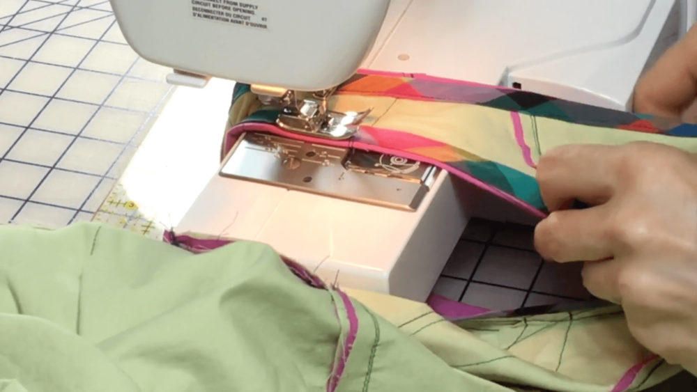 The Fair Fit Method - How to Sew Quick and Easy Bias Bindings