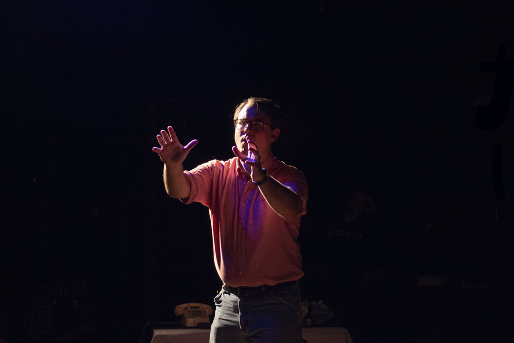Leo Weismantel (Bruce Bechdel)