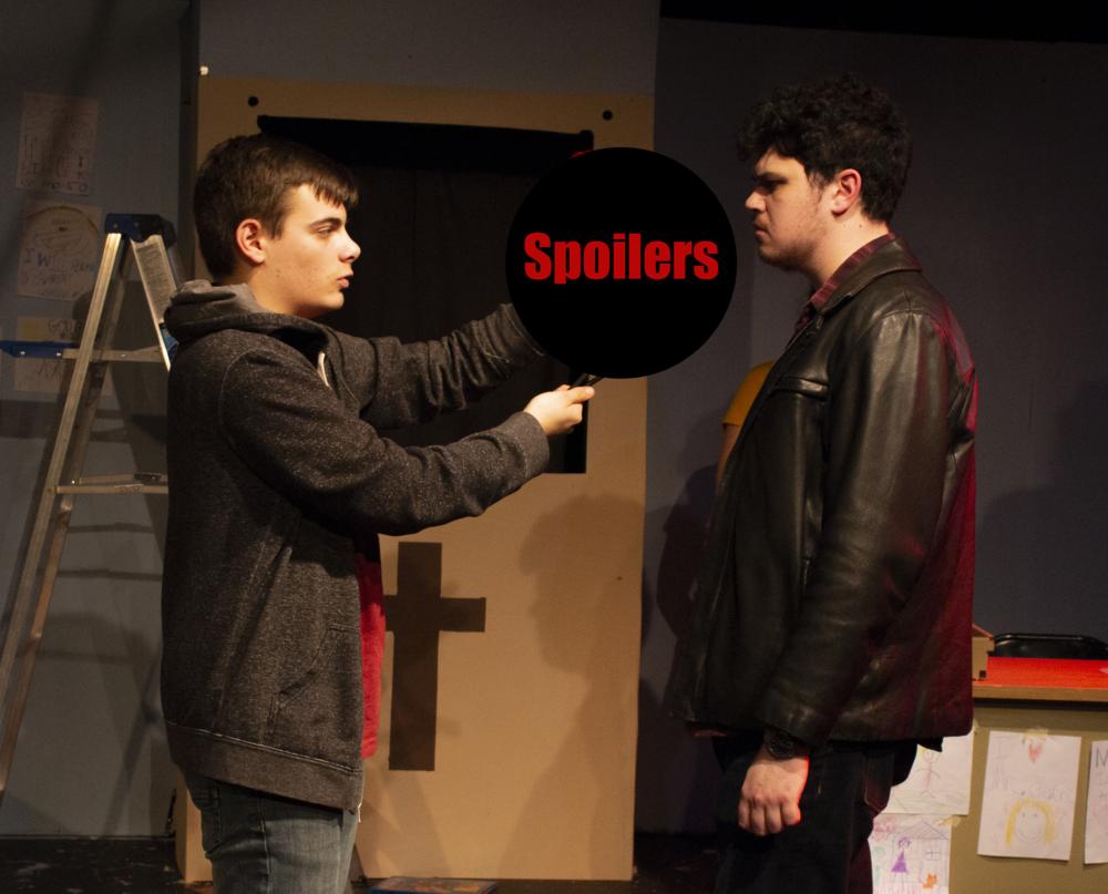 Soren Morici (Jason), Christopher Michael (Timothy)