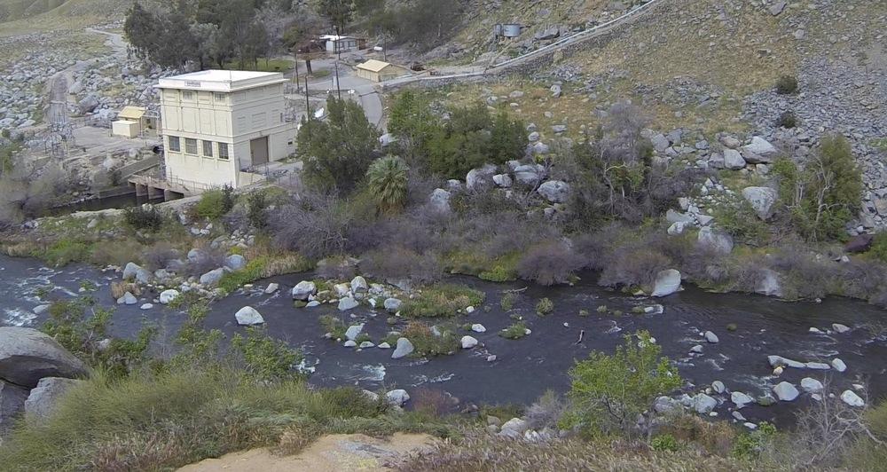 Kern Canyon Project powerhouse