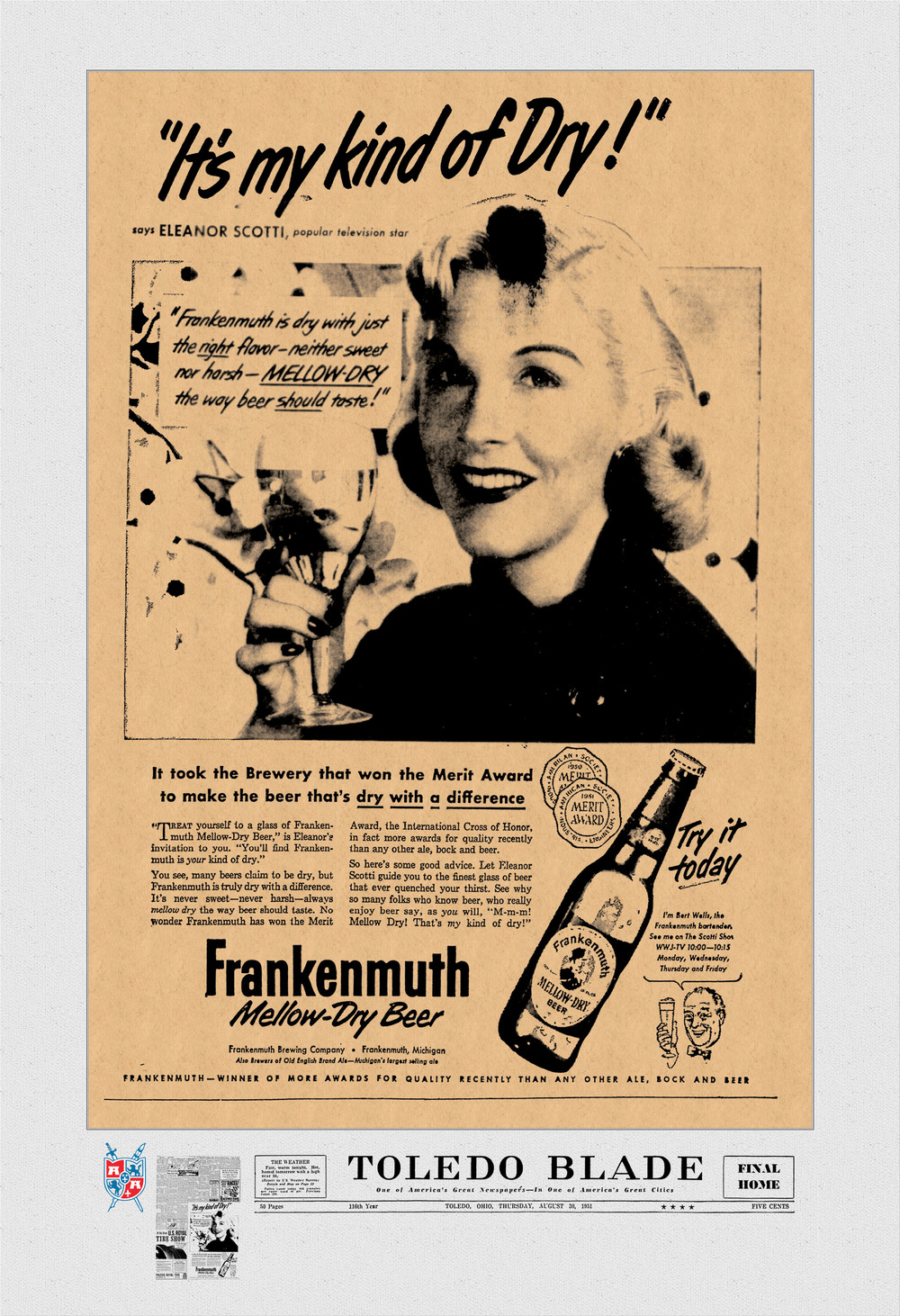 SAMPLE frankenmuth ad 1951-08-30.jpg