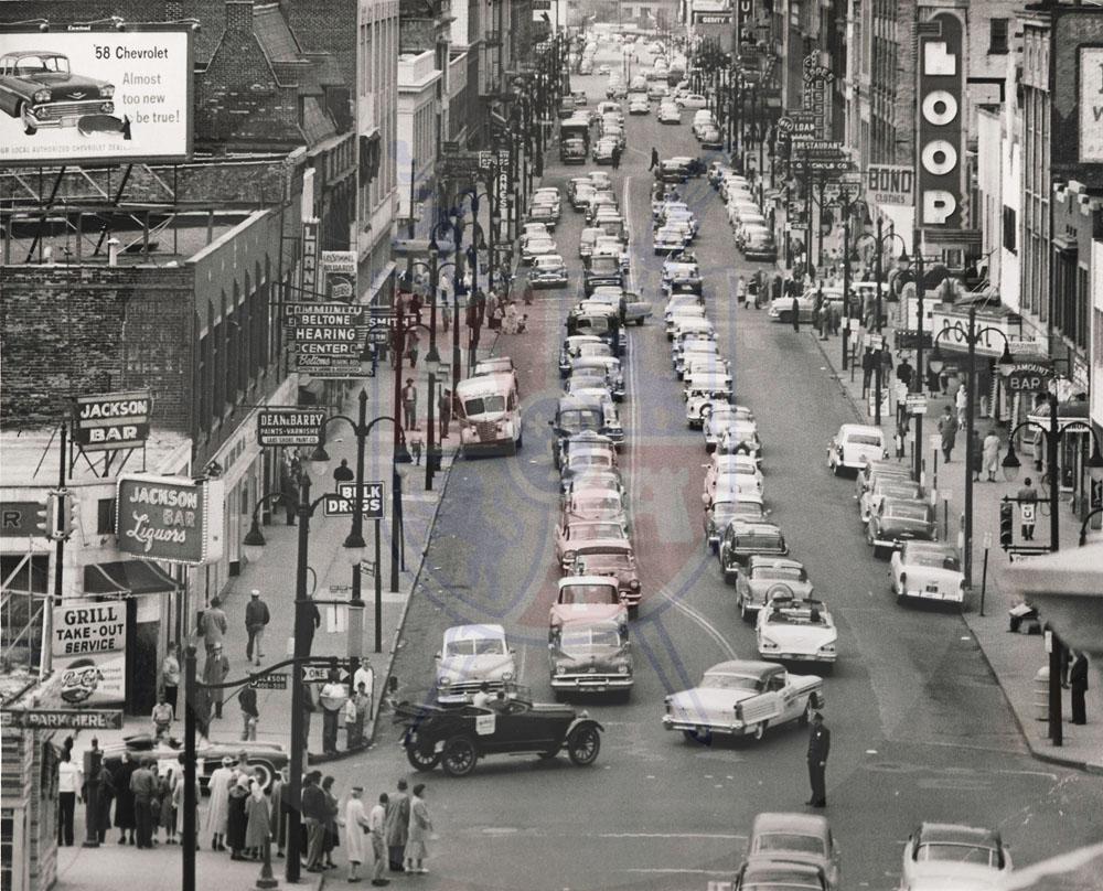 JACKSON ST., 1958