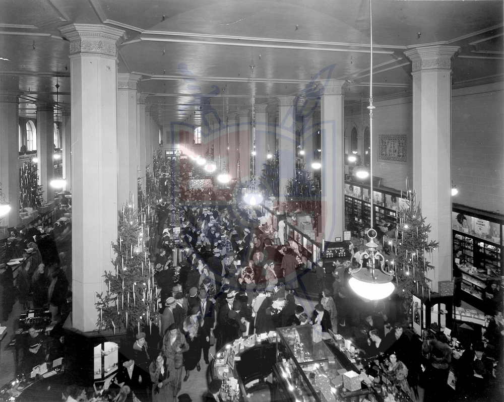 LASALLE'S CHRISTMAS, 1940s