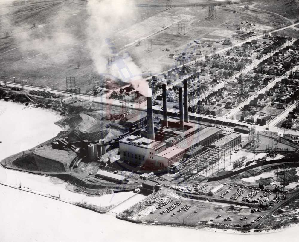 ACME POWER STATION, 1959