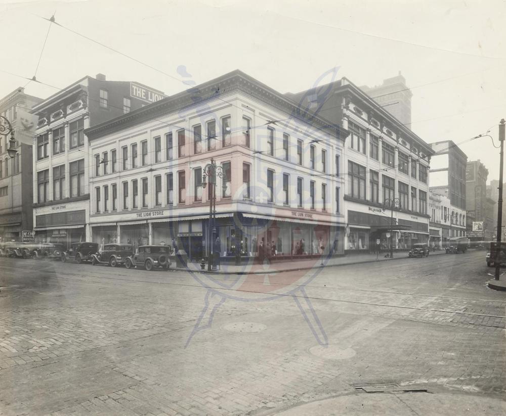 LION STORE, 1920s