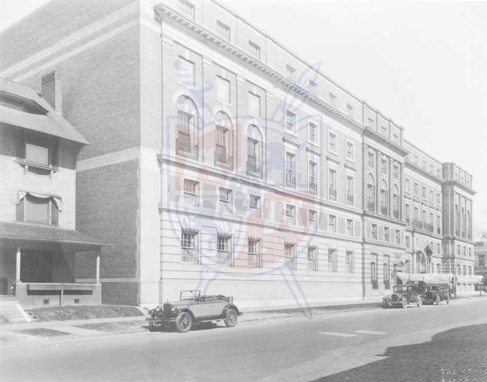 TOLEDO CLUB, 1915