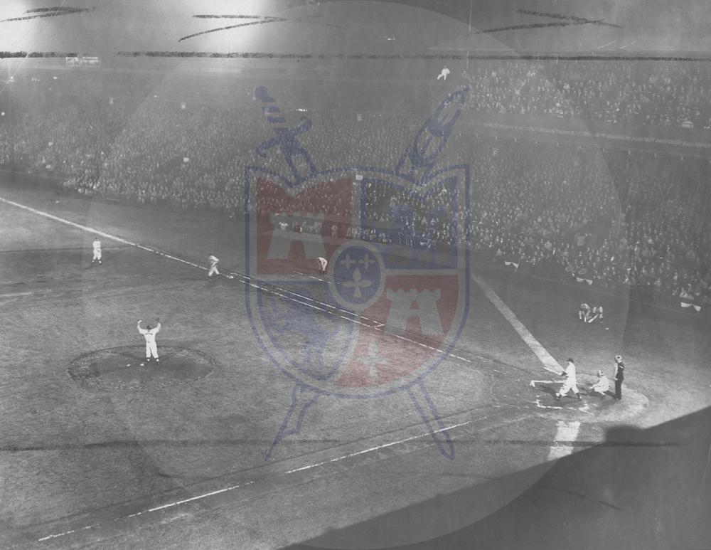 Swayne Field, 1946