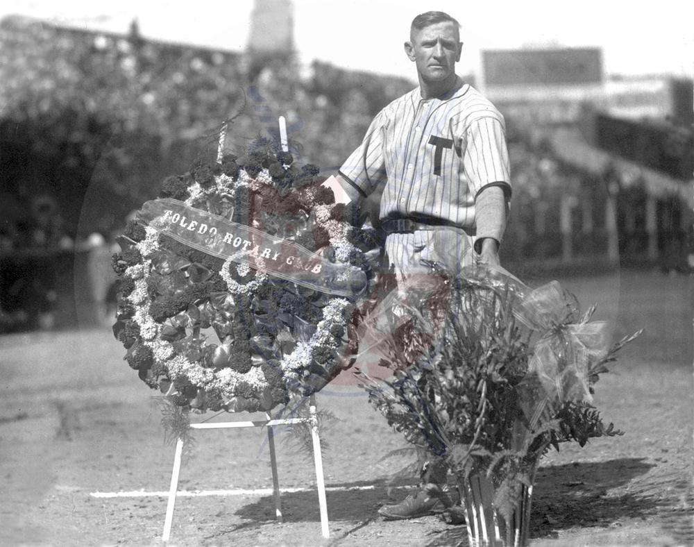 Casey Stengel, Toledo 1927