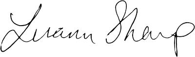 Luann Sharp Asst. Managing Editor 2016.05.03
