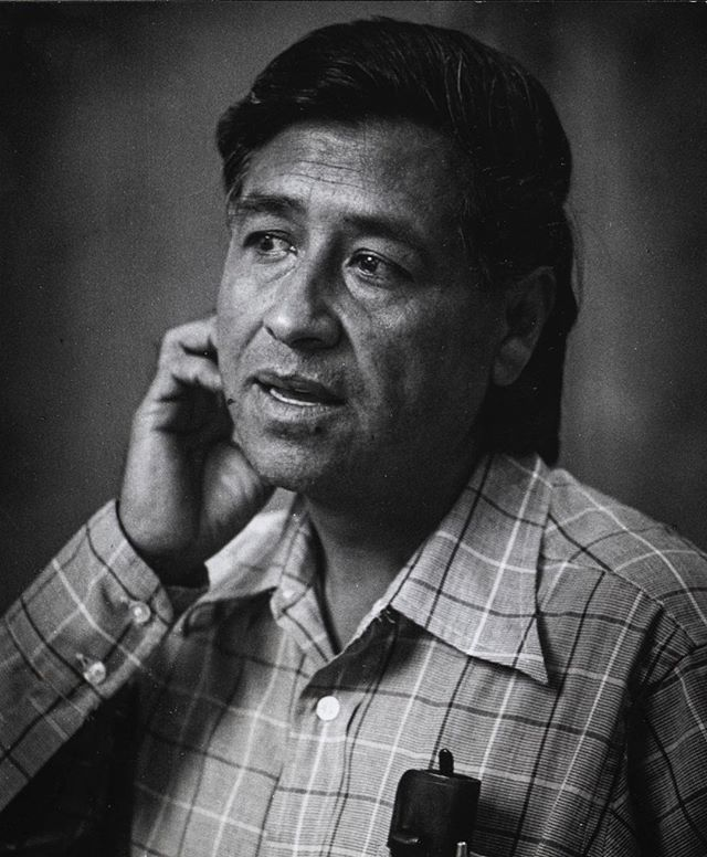 "#mondaymemories: ""Labor icon speaks out""  On a crisp night in early November, 1969, 200 people of Mexican descent gathered at the Guadalupe Center on Segur Avenue in Toledo to hear an address by Cesar Chavez, the slender, spirited leader of California farm workers then battling for collective bargaining with that state's agribusiness interests.  Chavez's United Farm Workers Committee was in the 49th month of a nationwide boycott of table grapes. He'd come to Toledo both to enlist local support for the boycott, and to support FLOC — the Farm Labor Organizing Committee — lead then, as now, by Baldemar Velasquez.  Chavez would lead the UFW for much of his adult life, securing a spot in the pantheon of American heroes who had dedicated themselves to the fight for social justice and civil rights  He would visit northwest Ohio nearly a dozen times over the years, including a Bowling Green State University appearance, five years before his death in 1993 at age 66. This Blade archive photo by Jim Gordon was taken on June 28, 1973, four years after his first visit, and three years after Delano, Calif., grape growers finally agreed to sign a contract with the UFW.  Toledo's Hispanic community already considered the activist a superstar during that Nov. 5, 1969, visit, waiting nearly 90 minutes for him to speak, and greeting his arrival with signs that read ""Viva Chavez!"" He told the crowd: ""Our movement is a nonviolent one, because to succeed we must be free, and to be free we must love our opponents."" He accused California growers of treating farm workers as little more than indentured servants, and lambasted them for seeking legislative remedies when farm workers decided to organize. ""Which is more perishable,"" he asked the crowd in Spanish: ""human beings or grapes and tomatoes? ""Picket, strike, vote, but do it nonviolently."" The labor leader would overcome many hurdles in pursuit of justice, including a jurisdictional challenge from the Teamsters in the early '70s. Today there are scores of schools, streets, and parks named after Cesar Chavez, acknowledging the positive difference one man can make in the world.  #toledoblade #theblade #toledoohio #youwilldobetteri"
