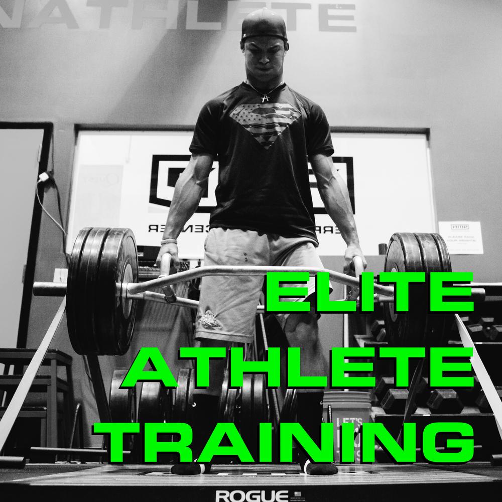 Elite Athlete Training