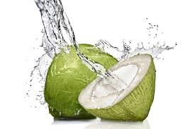 Coconut Water is a Great Electrolyte replacement drink.