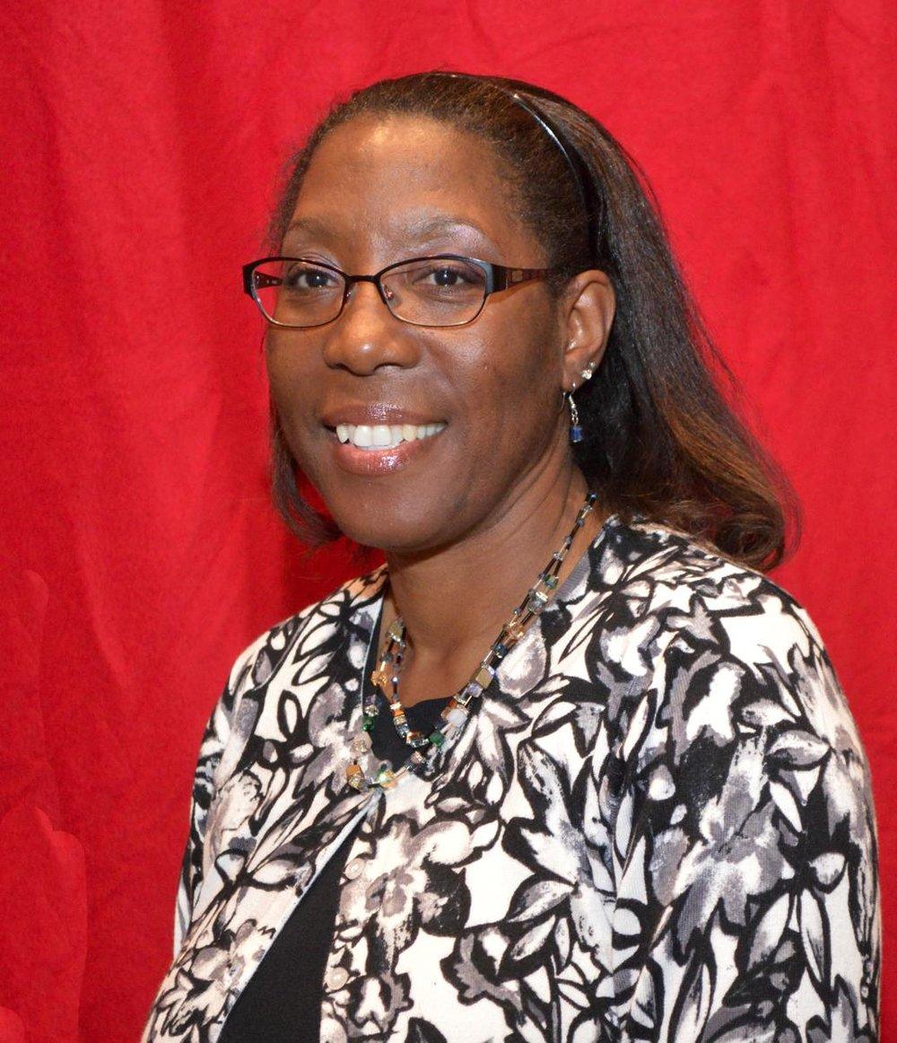 "Marilyn ""MJ"" Lewis Thompson - Senior Board Member, Technologist Scholarship Chair, Student Bowl Chair"