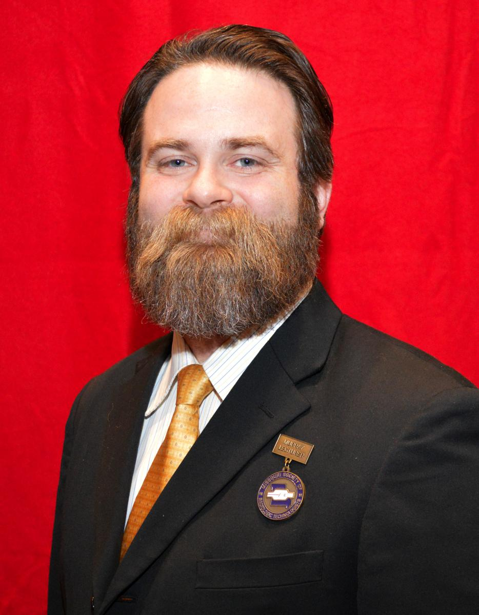 Jason Young - SR ASRT Affiliate Delegate, Parliamentarian