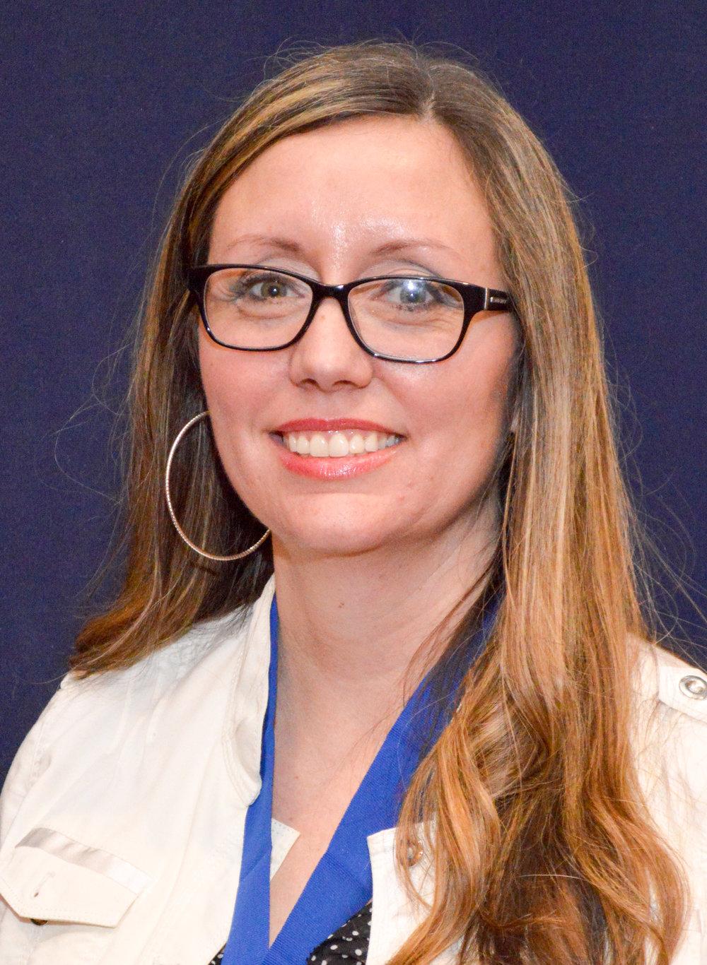 Kelley McDonald MS RDMS RVT R.T. (R) FMoSRT - Marketing Chair