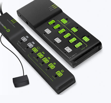Examples of advanced power strips.