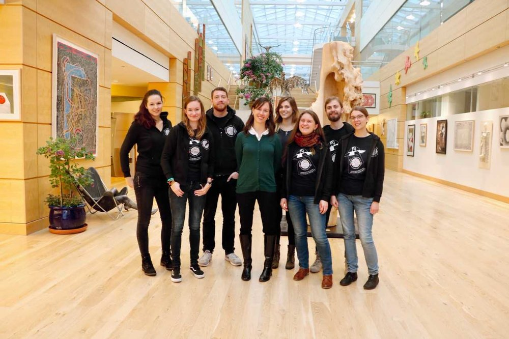 Copy of iGEM Goes Green visits New England Biolabs with Labconscious