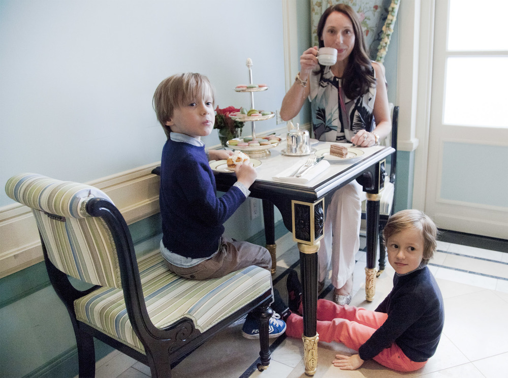Elisabeth Holder Raberin of Laduree On The Sweetest Things In Life