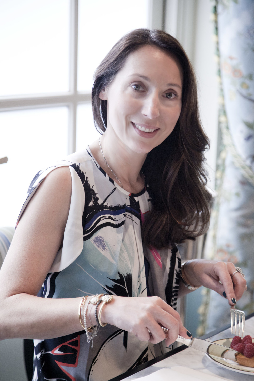 Elisabeth Holder Raberin of Laduree On The Sweetest Things In Life (For Elizabeth Street, David Yurman)