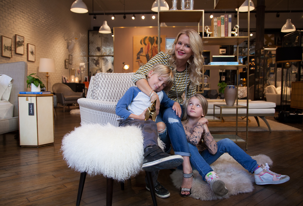 Dressing Your Home With DwellStudio's Christiane Lemieux
