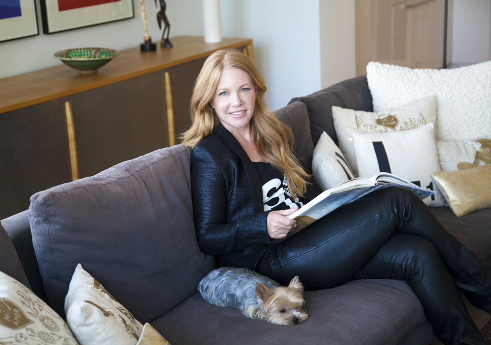 HIP HOUSE TOUR: SoulCycle's Elizabeth Cutler