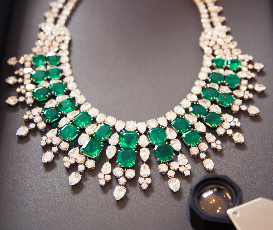 Christie's Expert Jewelry Appraiser Daphne Lingon