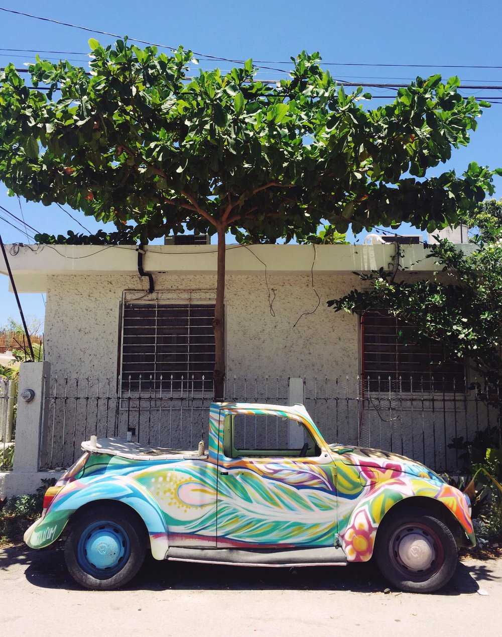 Tulum Town, Mexico