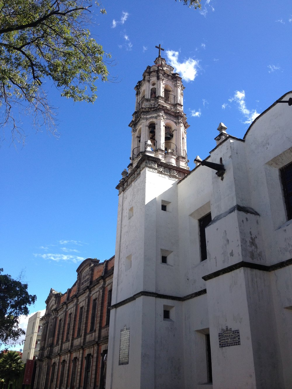 Regina, Mexico City