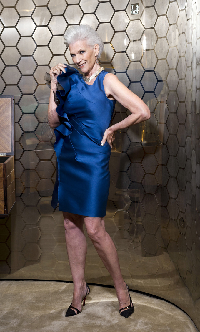Model Maye Musk