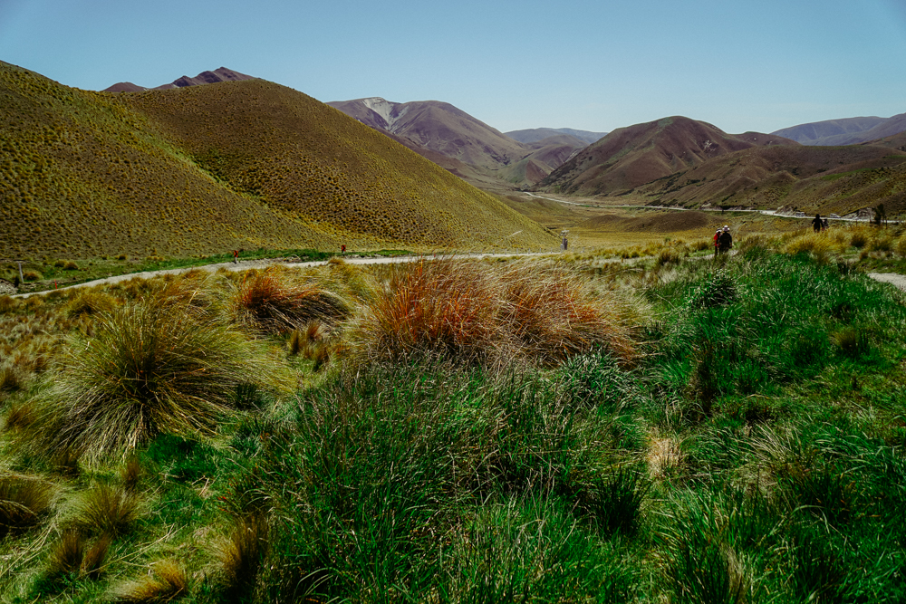 Lindis Pass, South Island