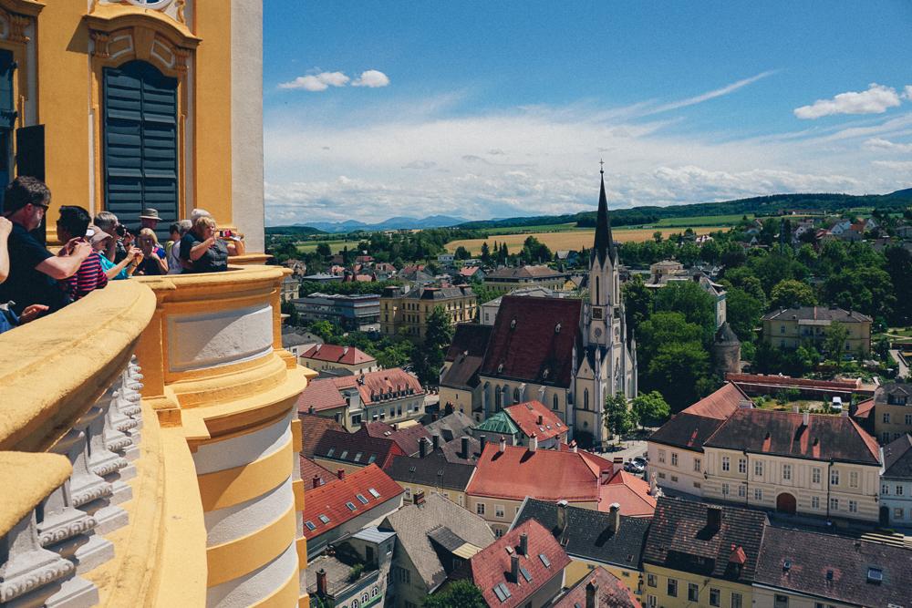 Melk Monastery, Melk, Austria