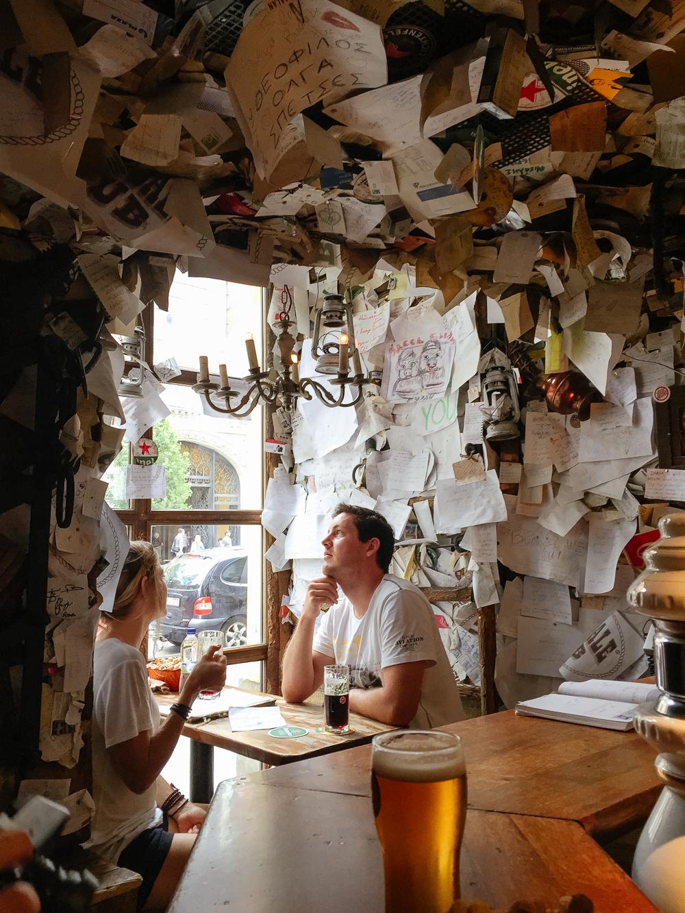 For Sale Pub, Budapest, Hungary